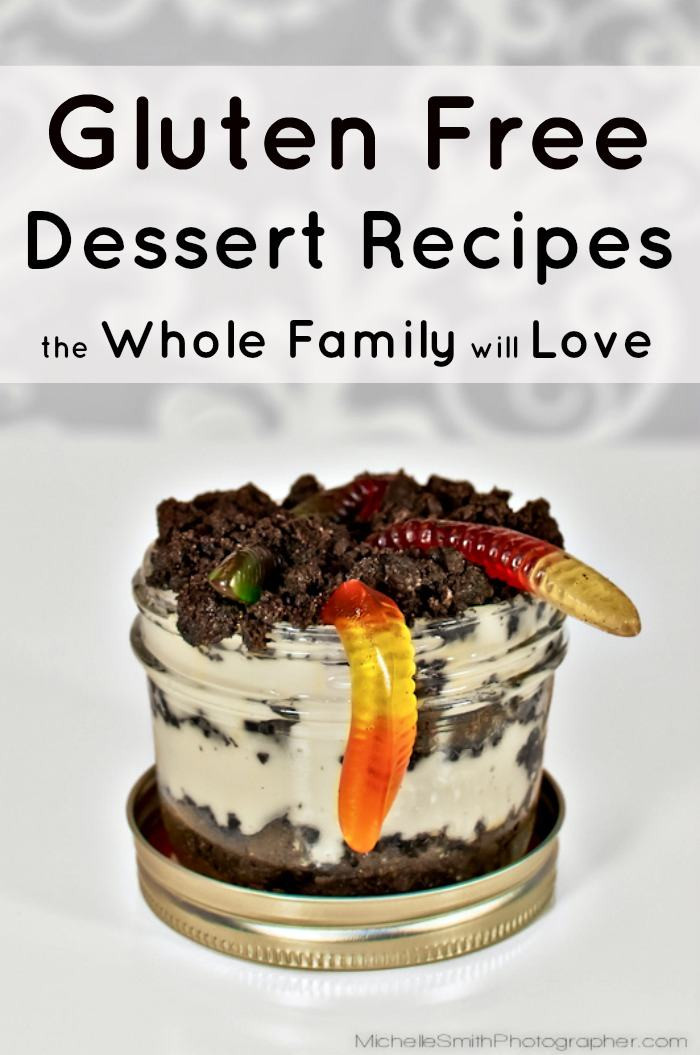 Easy Gluten And Dairy Free Desserts  Three Easy Gluten Free Dessert Recipes the Whole Family