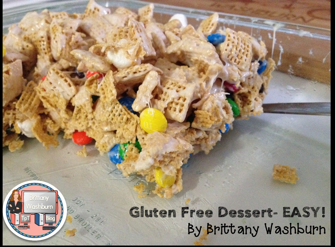 Easy Gluten And Dairy Free Desserts  Technology Teaching Resources with Brittany Washburn