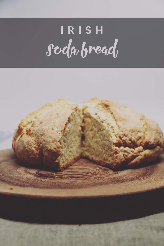 Easy Irish Soda Bread  Simple Irish Soda Bread Recipe Maker s Mix Up Hello Nature