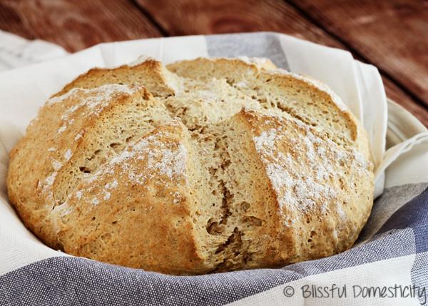 Easy Irish Soda Bread  Grandma's Irish Soda Bread