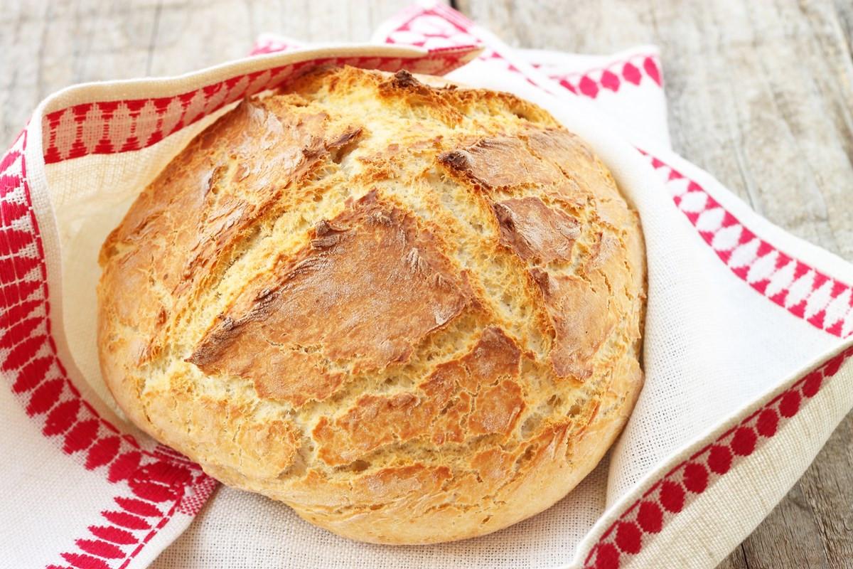 Easy Irish Soda Bread  Amazingly Easy Irish Soda Bread KitchMe