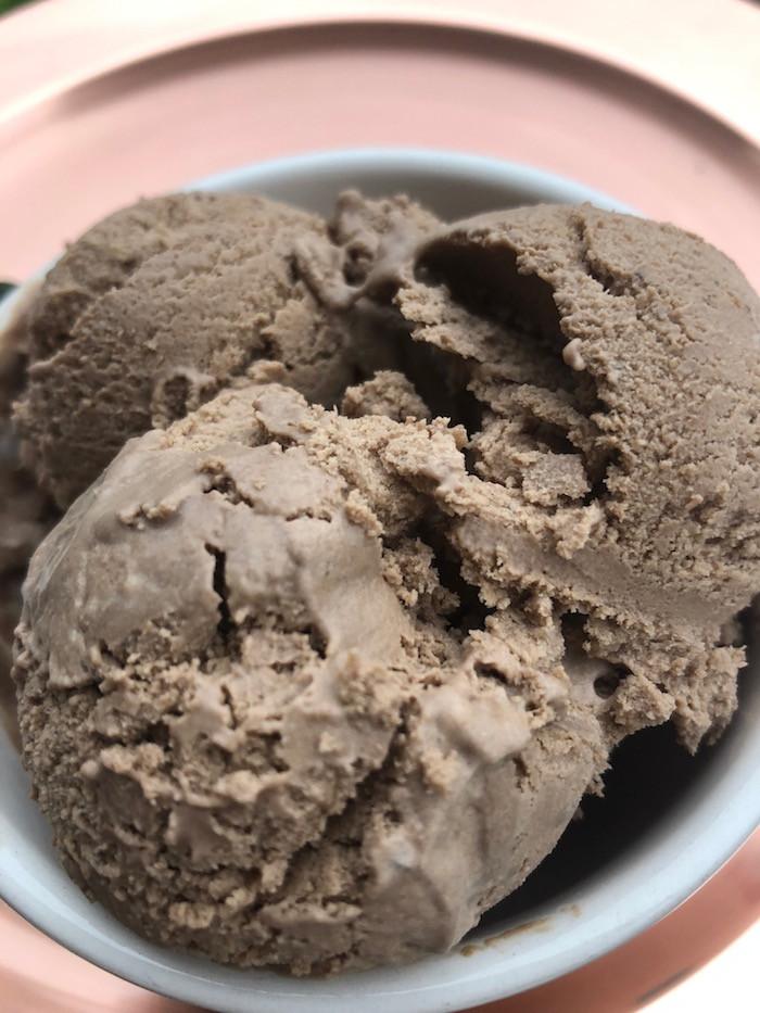Easy Keto Dessert Recipes  Easy Keto Chocolate Ice Cream Recipe [ Keto Dessert Recipes ]