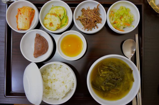 Easy Korean Breakfast Recipes  Breakfast at Andong Trip to a Korean Historical Home