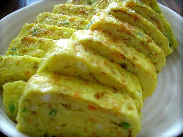Easy Korean Breakfast Recipes  17 Best images about Korean egg roll on Pinterest