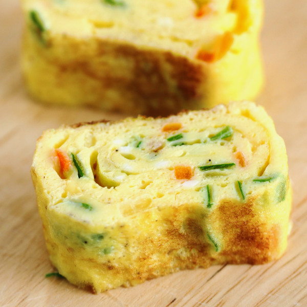Easy Korean Breakfast Recipes  Egg Rolls Recipe Tamagoyaki Eugenie Kitchen