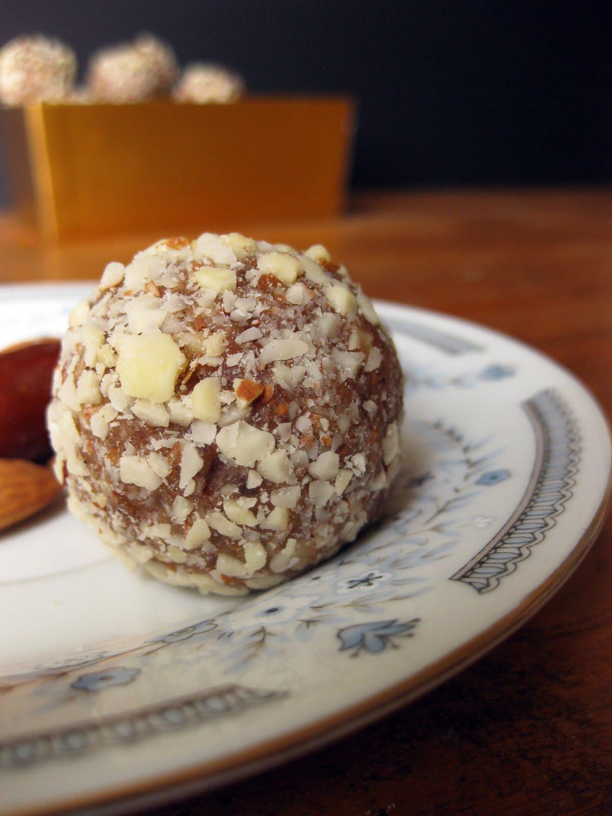Easy Paleo Desserts  Easy Recipe for Healthy Almond & Date Treats Paleo