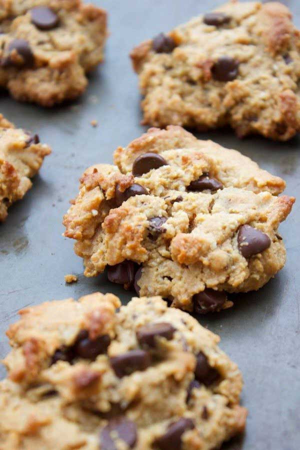 Easy Paleo Desserts  Perfect Paleo Chocolate Chip Cookies Simple Green Moms