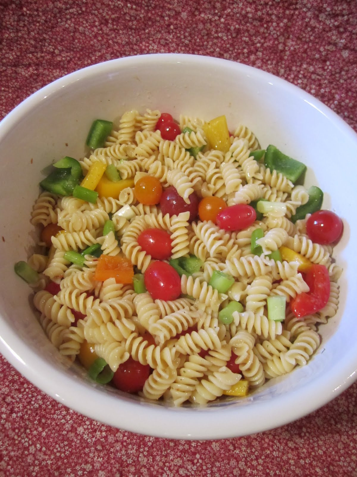 Easy Pasta Salad Recipes  How to Make a Cold Pasta Salad Recipe Wendys Hat