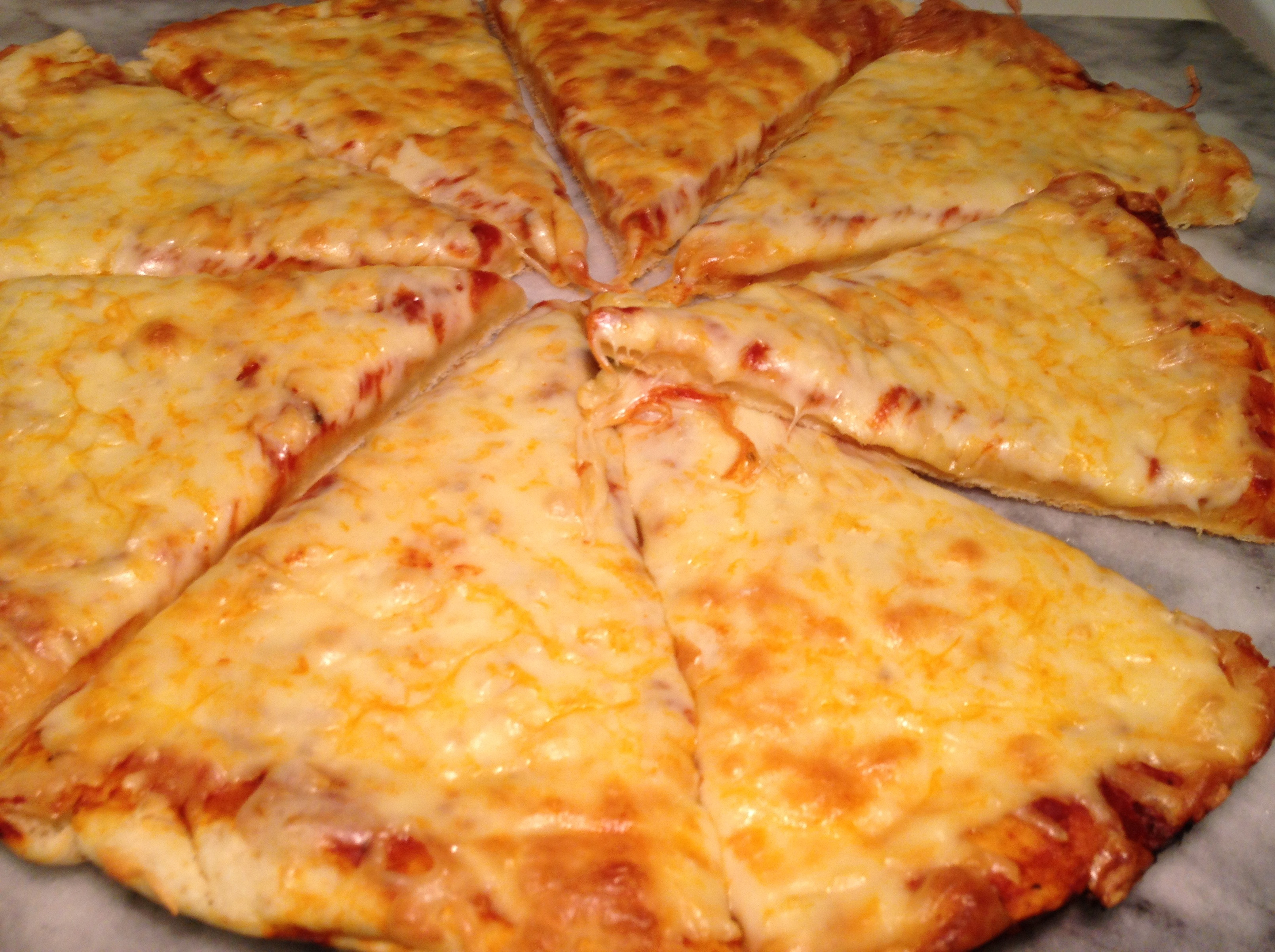 Easy Pizza Dough Recipe Without Yeast  Pizza dough without yeast