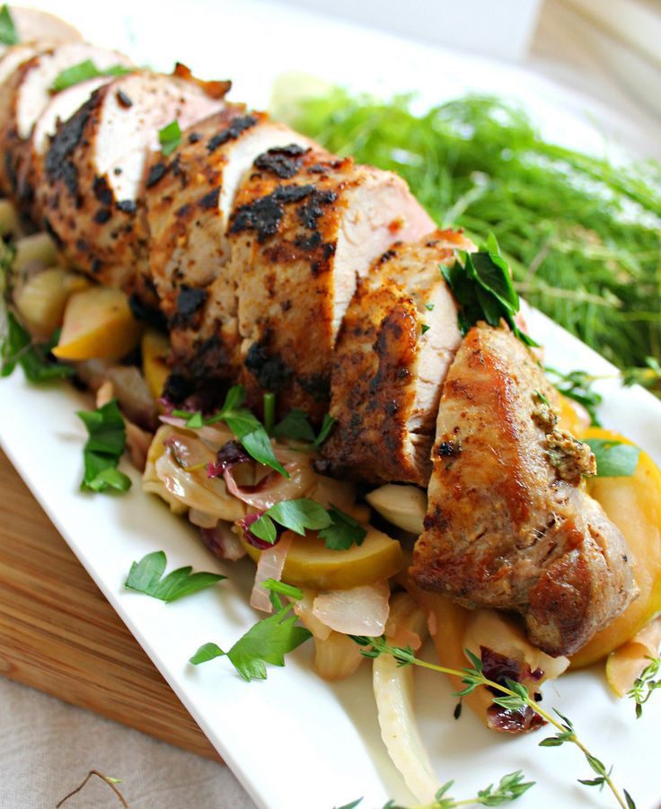 Easy Pork Tenderloin Recipes  Best 25 Easy pork tenderloin recipes ideas on Pinterest