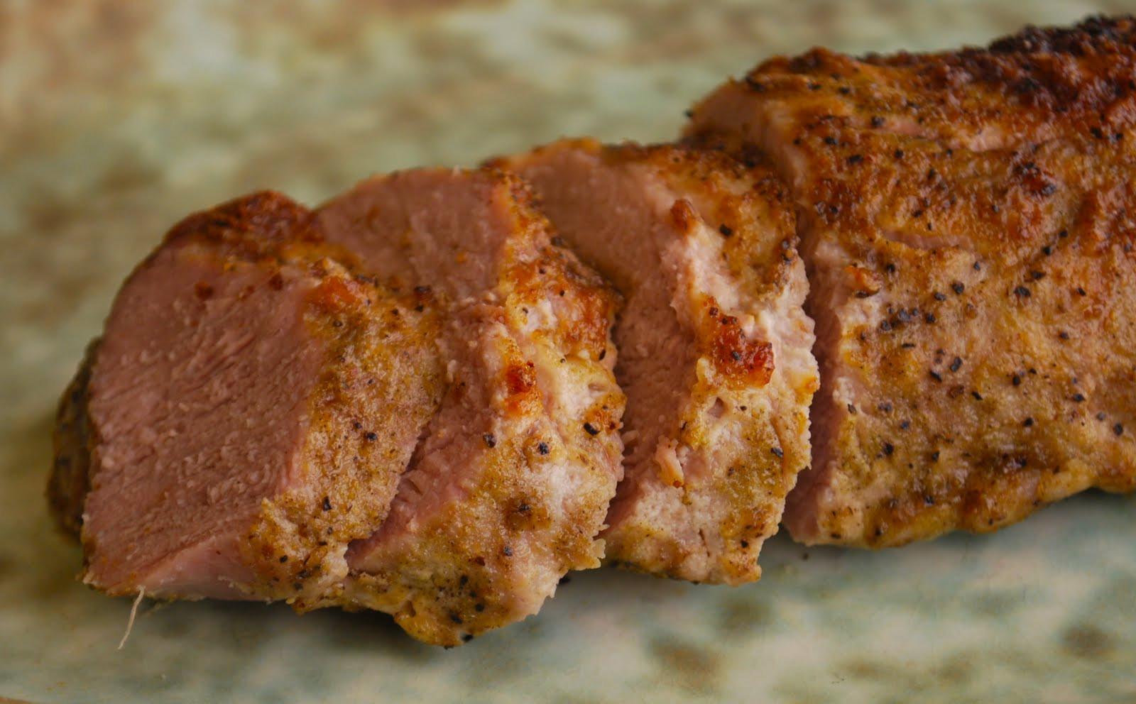 Easy Pork Tenderloin Recipes  Easy Pork Tenderloin with Cavender s Seasoning Amanda