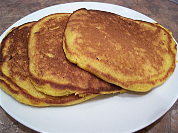 Easy Pumpkin Pancakes  Easy Pumpkin Pancakes Recipe Food