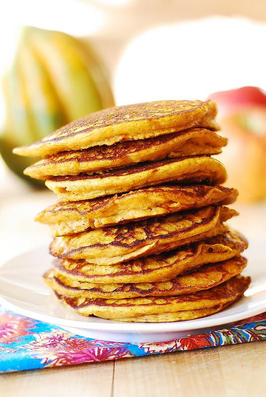 Easy Pumpkin Pancakes  Easy pumpkin pancakes Julia s Album