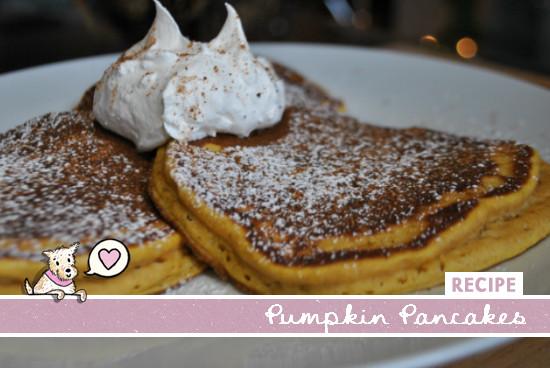 Easy Pumpkin Pancakes  Easy Pumpkin Pancakes Mac Molly