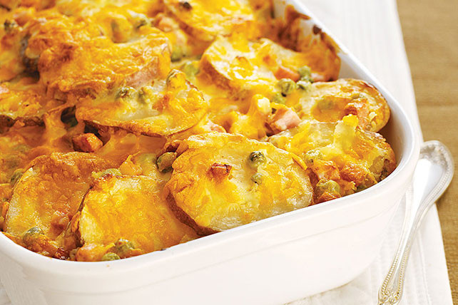 Easy Scalloped Potatoes Recipe  Easy Scalloped Potatoes with Cheese Kraft Recipes