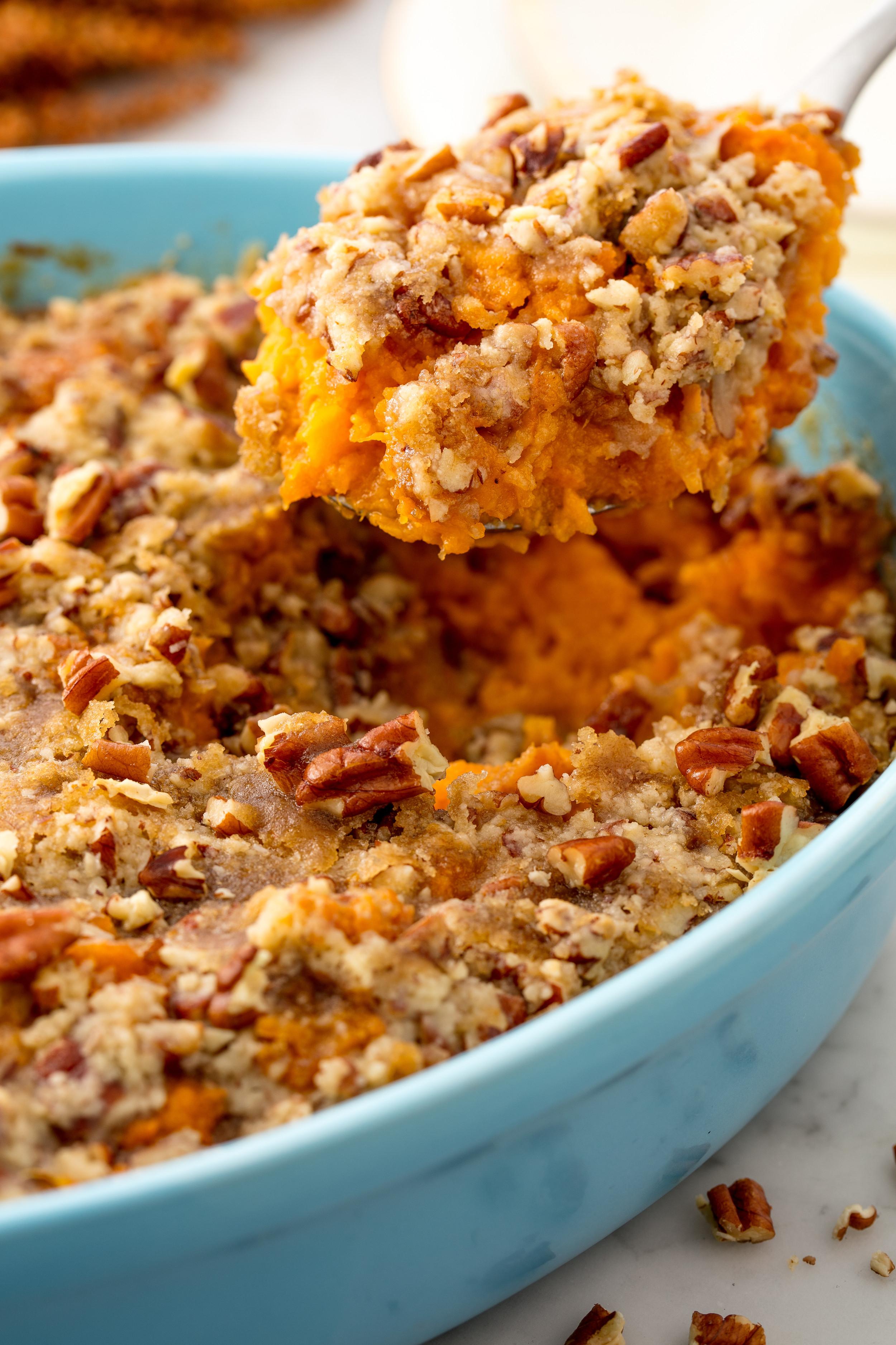 Easy Sweet Potato Casserole  20 Easy Sweet Potato Casserole Recipes How to Make the