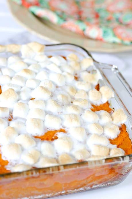 Easy Sweet Potato Casserole  sweet pot cass
