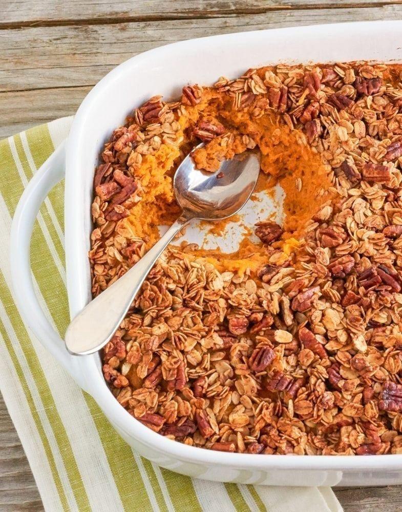 Easy Sweet Potato Casserole  Simple Sweet Potato Casserole Hello HealthyHello Healthy