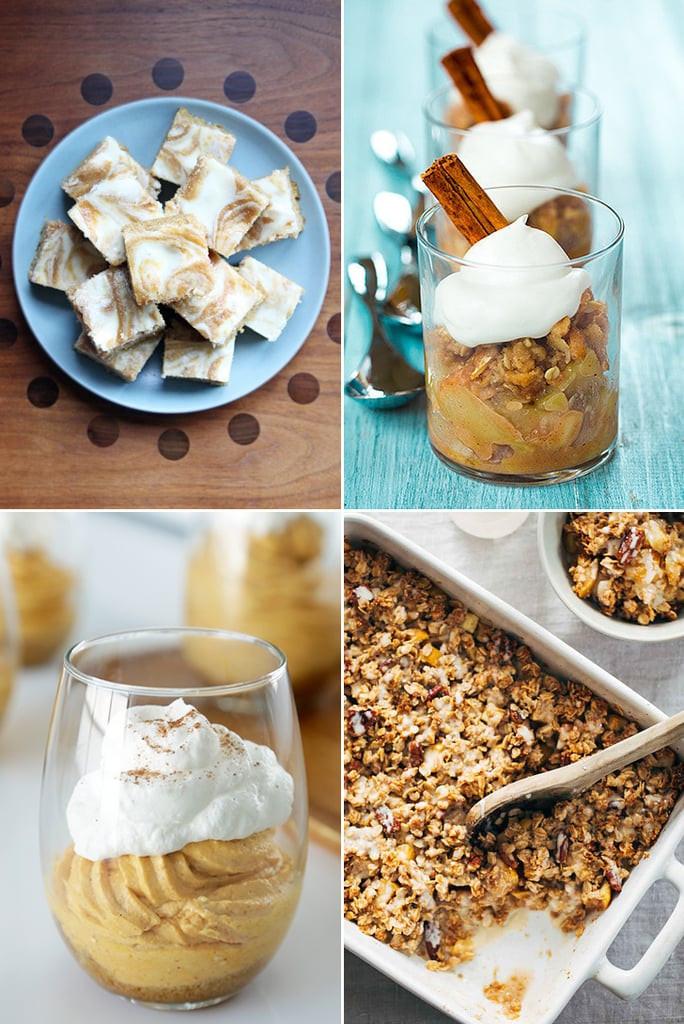 Easy Thanksgiving Dessert Recipes  Easy Thanksgiving Dessert Recipes