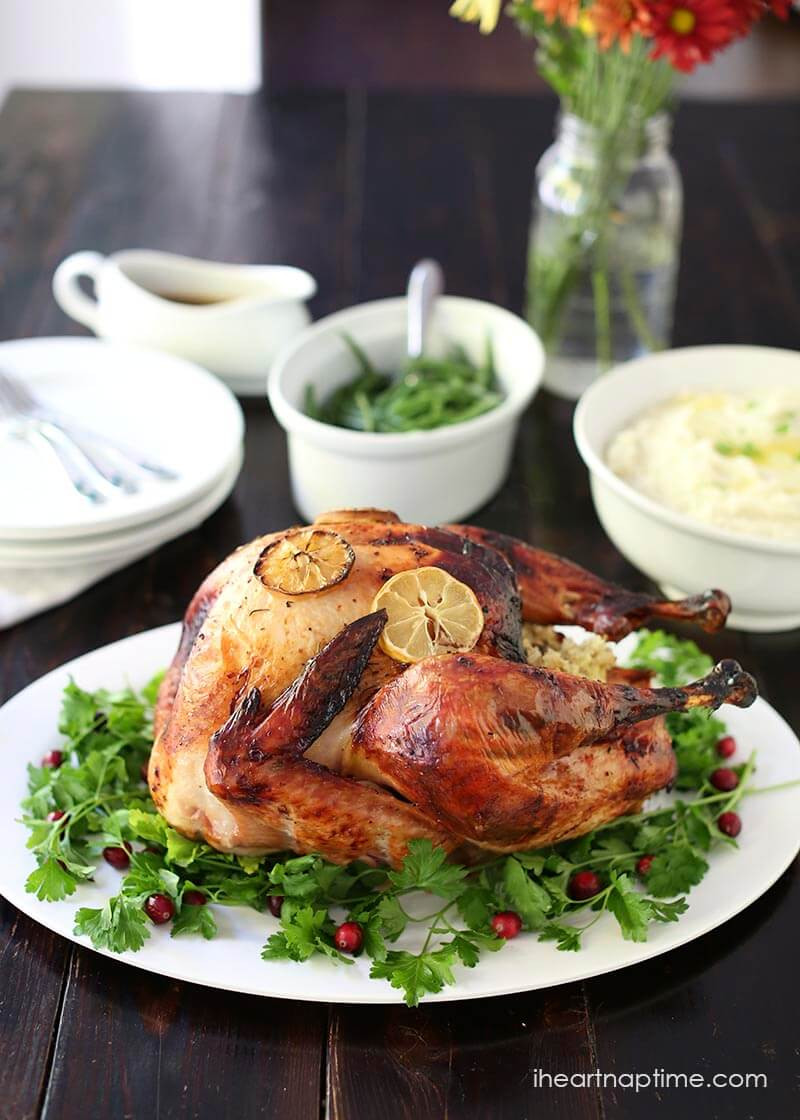 Easy Turkey Brine  Easy Turkey Brine Recipe I Heart Nap Time