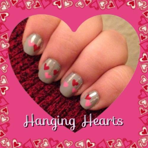 Easy Valentine'S Day Desserts  valentine s day nail art on Tumblr