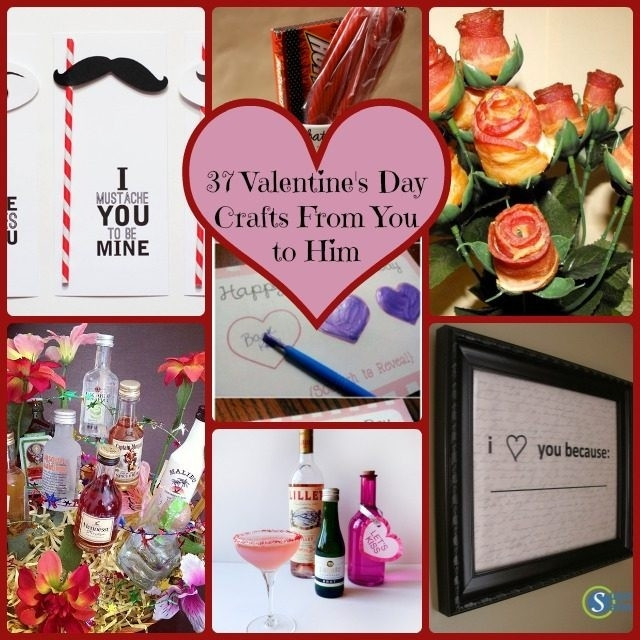 Easy Valentine'S Day Desserts  Creative Homemade Valentine S Day Gifts For Him Gift Ftempo