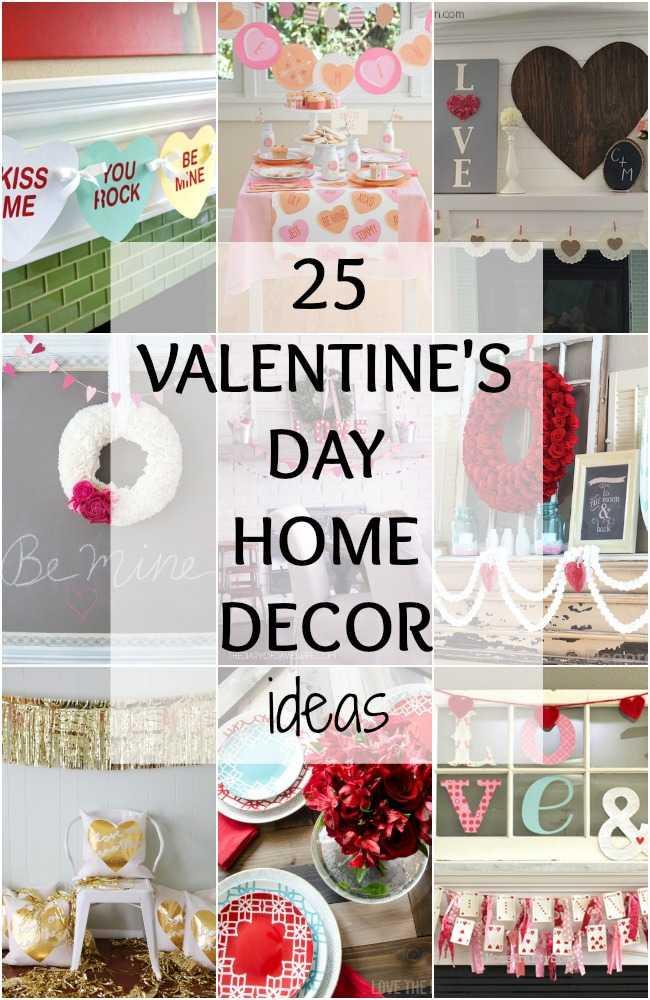 Easy Valentine'S Day Desserts  Valentine s Day Home Decor Ideas 25 BEST Ideas us207