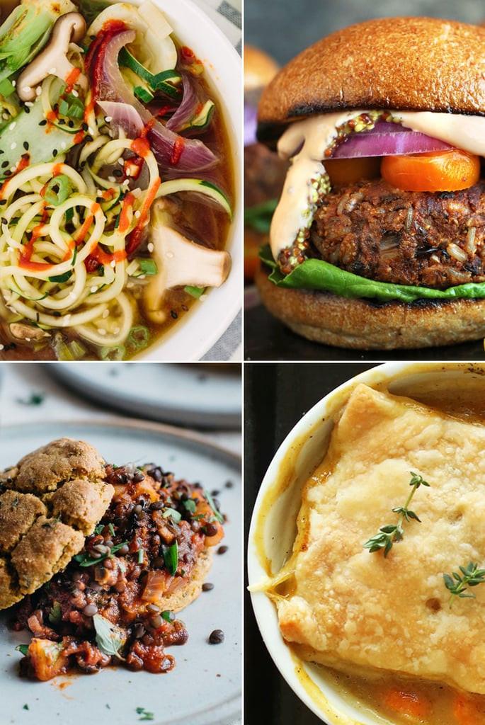 Easy Vegetarian Dinner Recipes  Easy Meatless Dinner Recipes