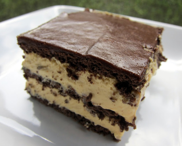 Eclair Cake Recipe  Peanut Butter Eclair Cake