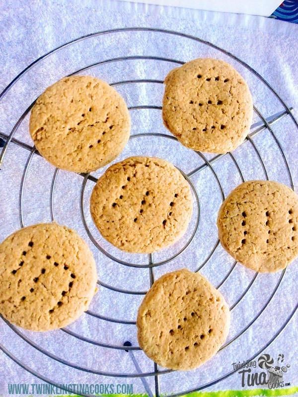 Eggless Oatmeal Cookies  eggless whole wheat oatmeal cookies