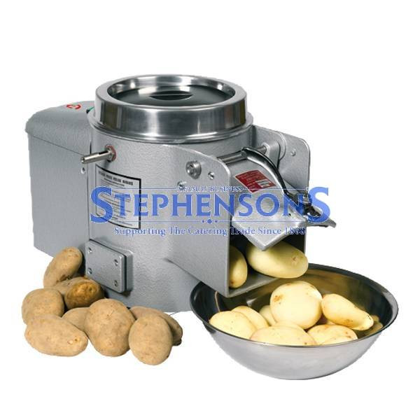 Electric Potato Peeler  Metcalfe EP10 Electric Potato Peeler 10lb 4 5kg
