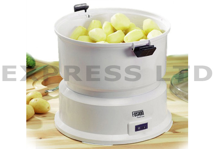 Electric Potato Peeler  NEW ELECTRIC FUSION AUTOMATIC POTATO PEELER HOME KITCHEN