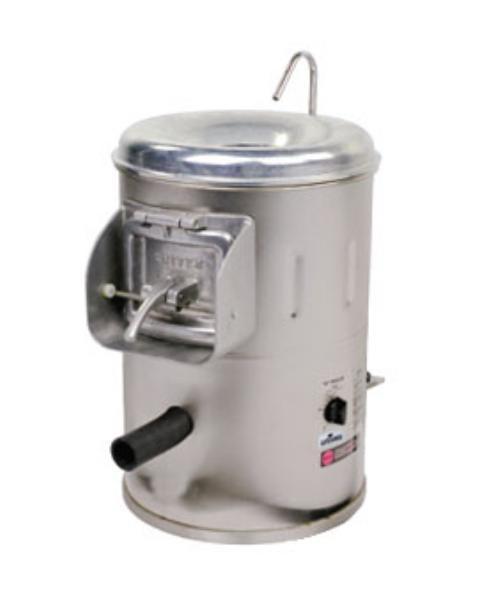 Electric Potato Peeler  Univex G PEELER Electric Ve able Peeler 20 lb Potato