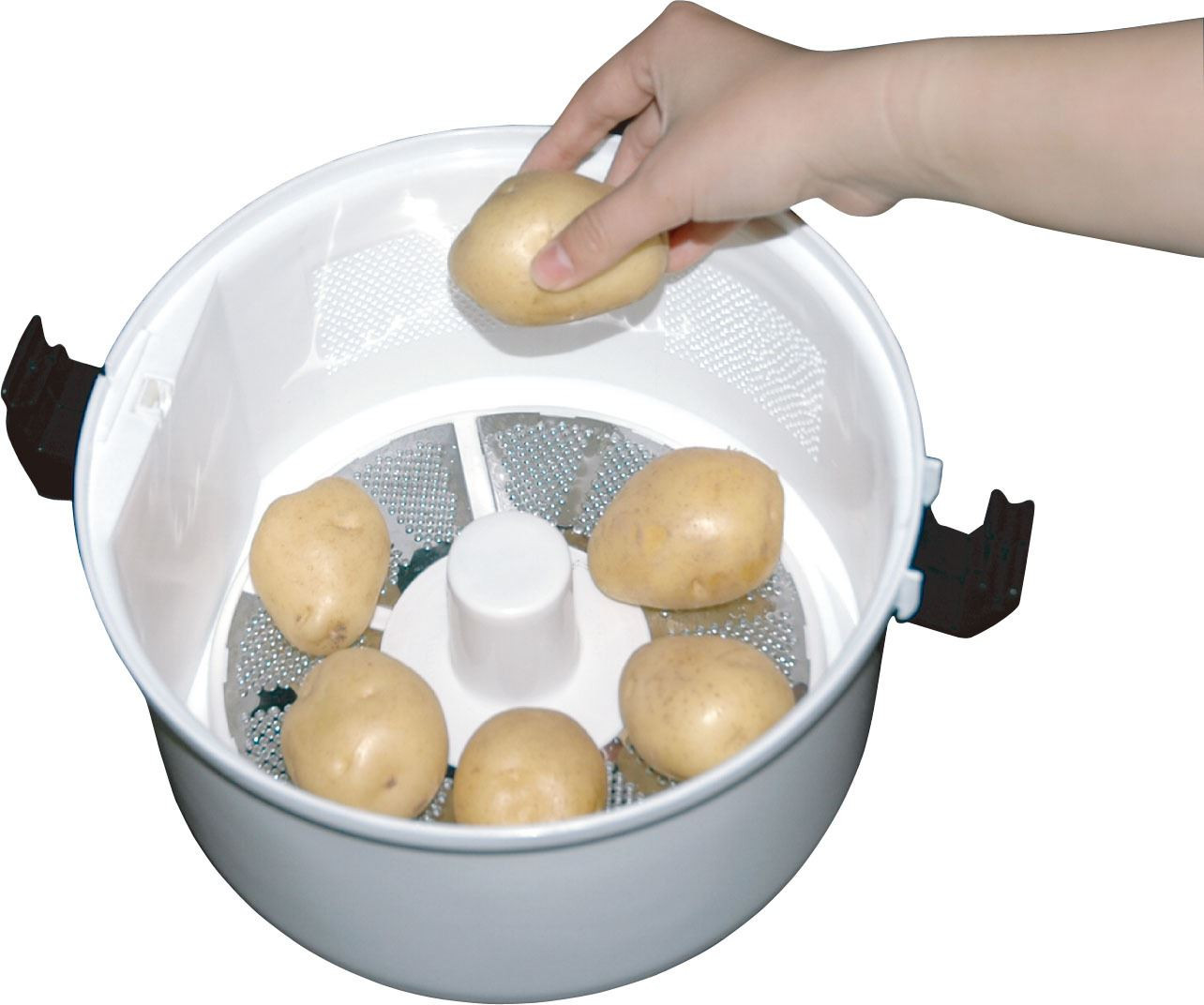 Electric Potato Peeler  Loyal Bonus Rhino Electric Potato Peeler
