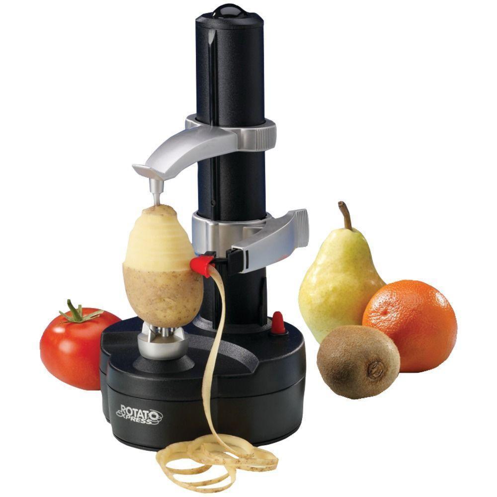Electric Potato Peeler  Electric Apple Peeler Peel Ve ables Fruits Potato