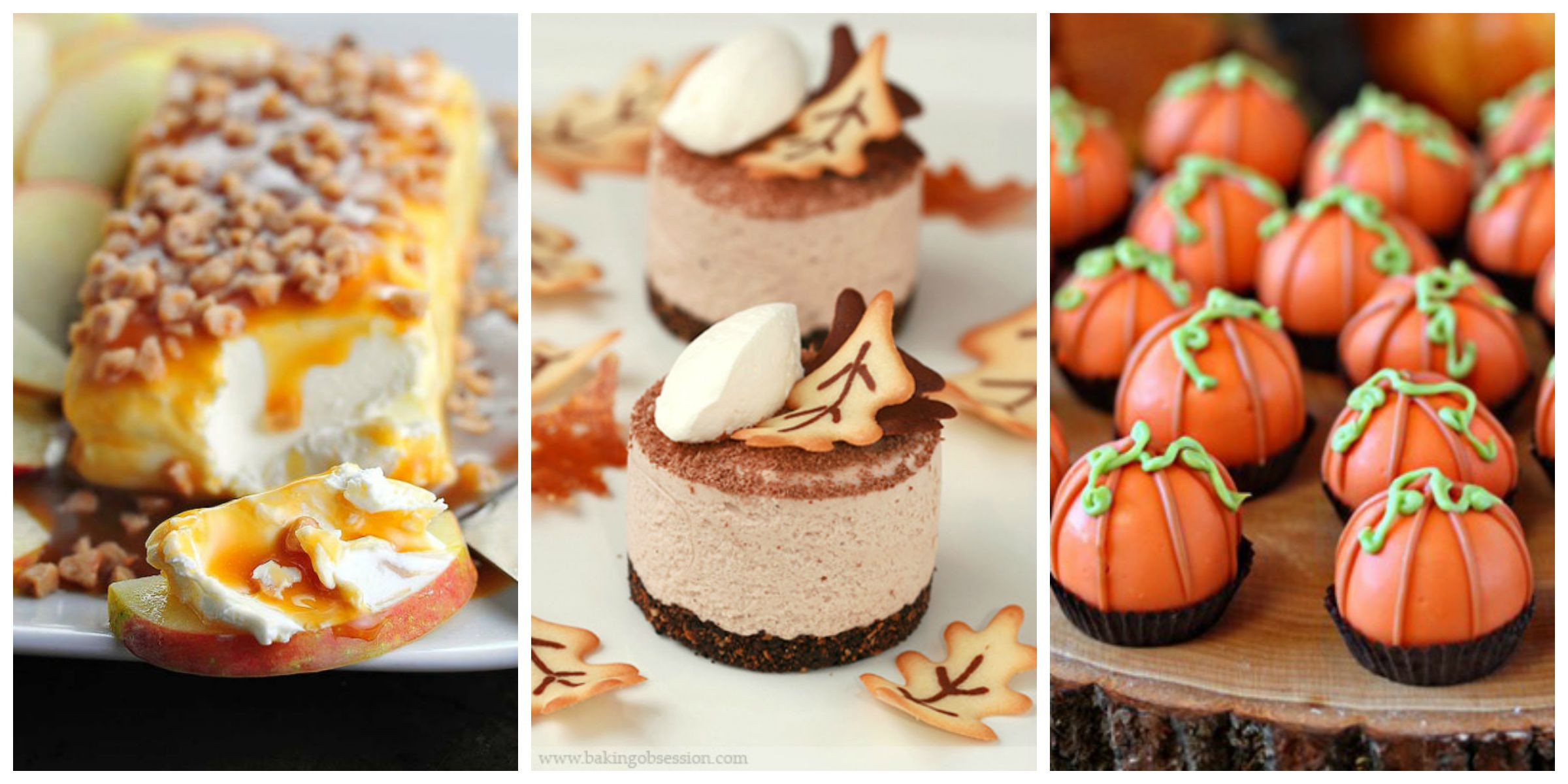 Fall Dessert Recipes  35 Easy Fall Dessert Recipes Best Treats for Autumn Parties