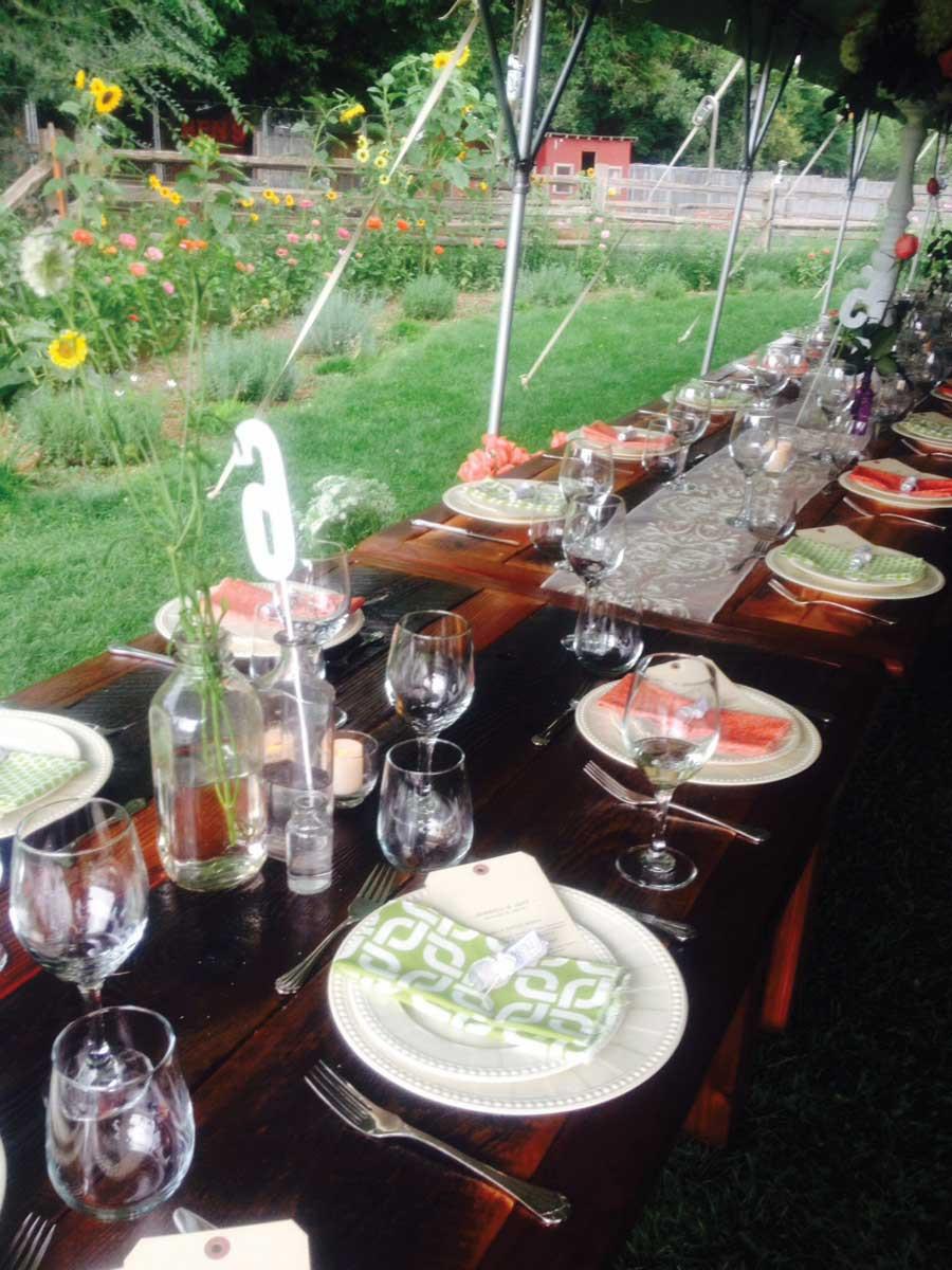 Farm To Table Dinner  Farm Fare Farm to Table Dining