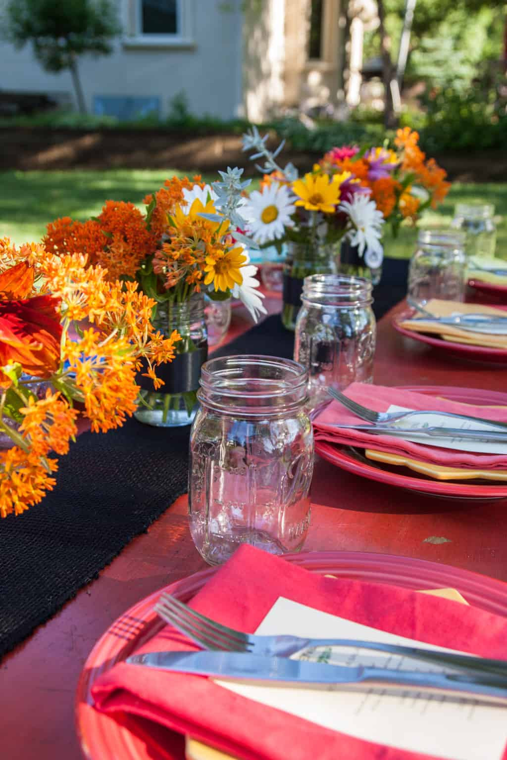 Farm To Table Dinner  How to have a farm to table dinner in your backyard