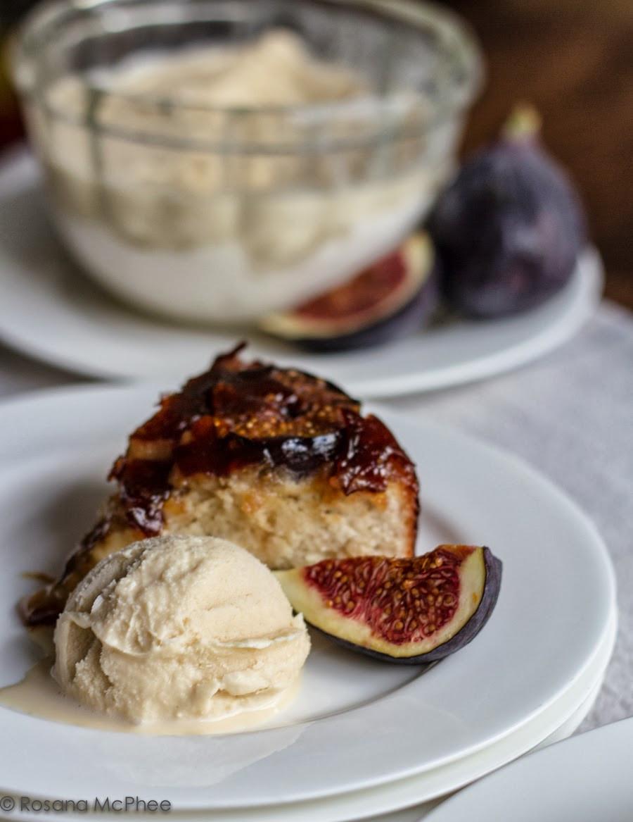 Fig Dessert Recipes  fresh fig cake recipe Hot and Chilli