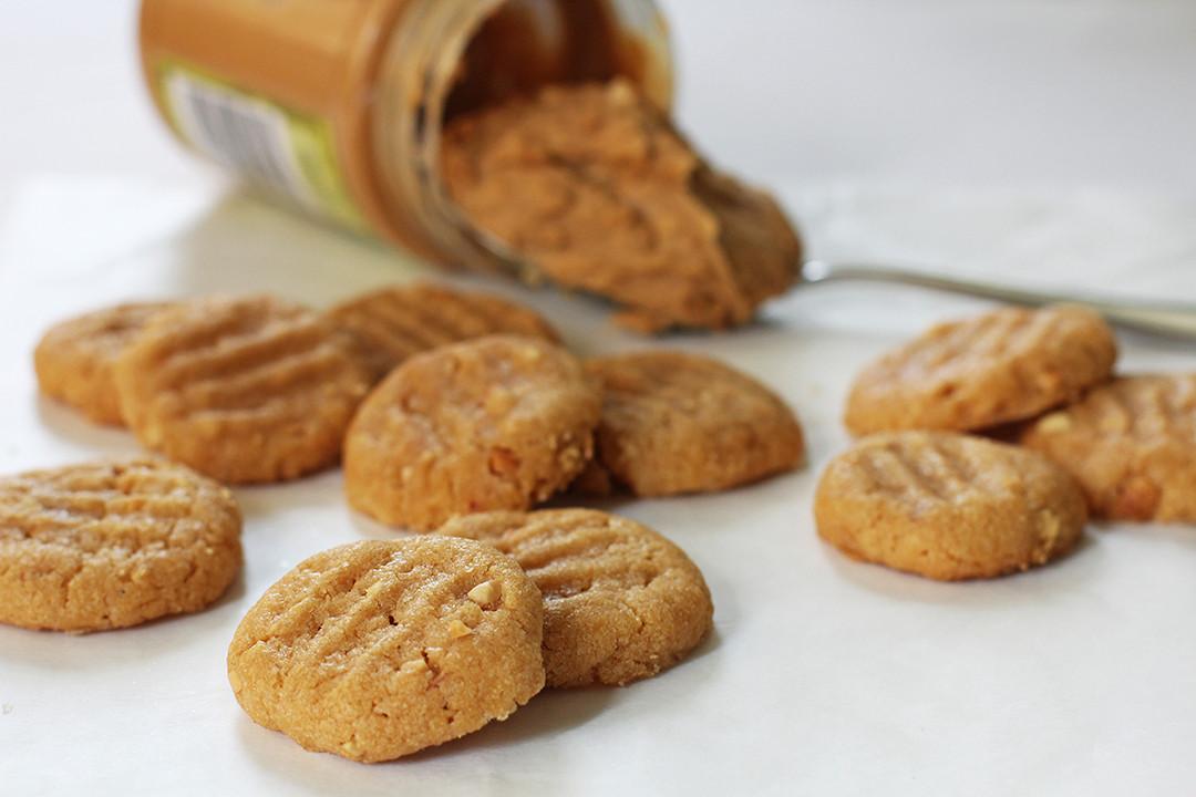 Flourless Peanut Butter Cookies  Flourless Peanut Butter Cookie Ang Sarap
