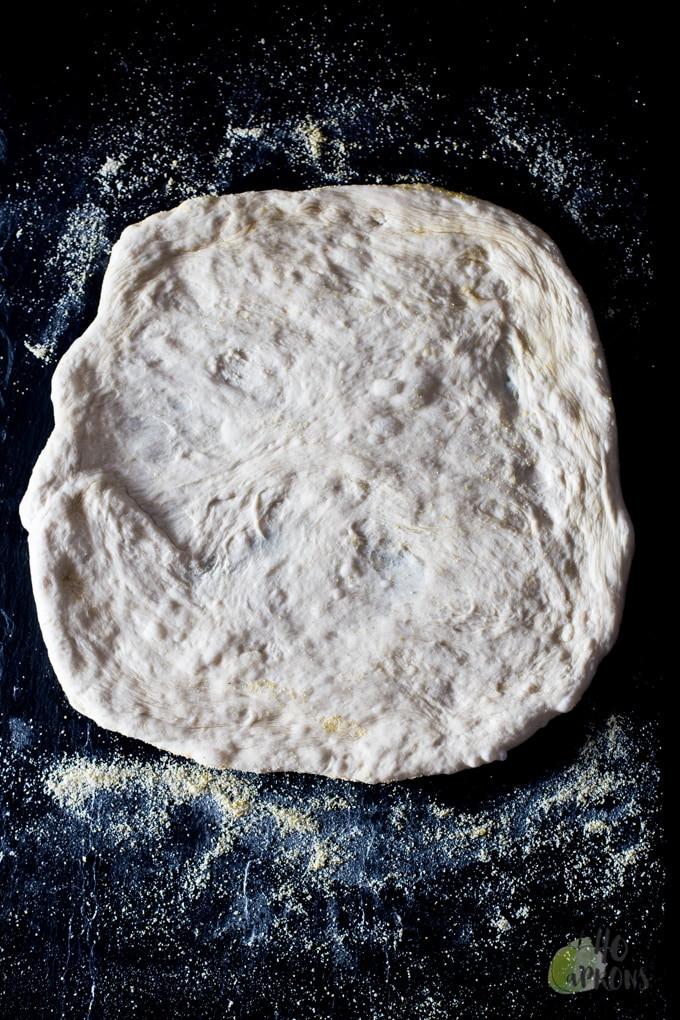 Food Processor Pizza Dough  Perfect Food Processor Pizza Dough 40 Aprons
