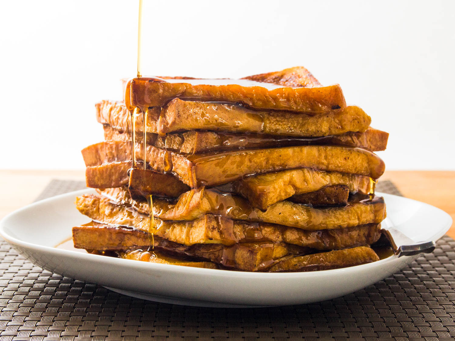 French Toast Recipie  Perfect Quick and Easy French Toast