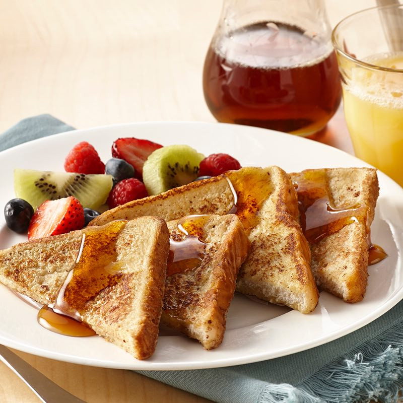 French Toast Recipie  Quick and Easy French Toast