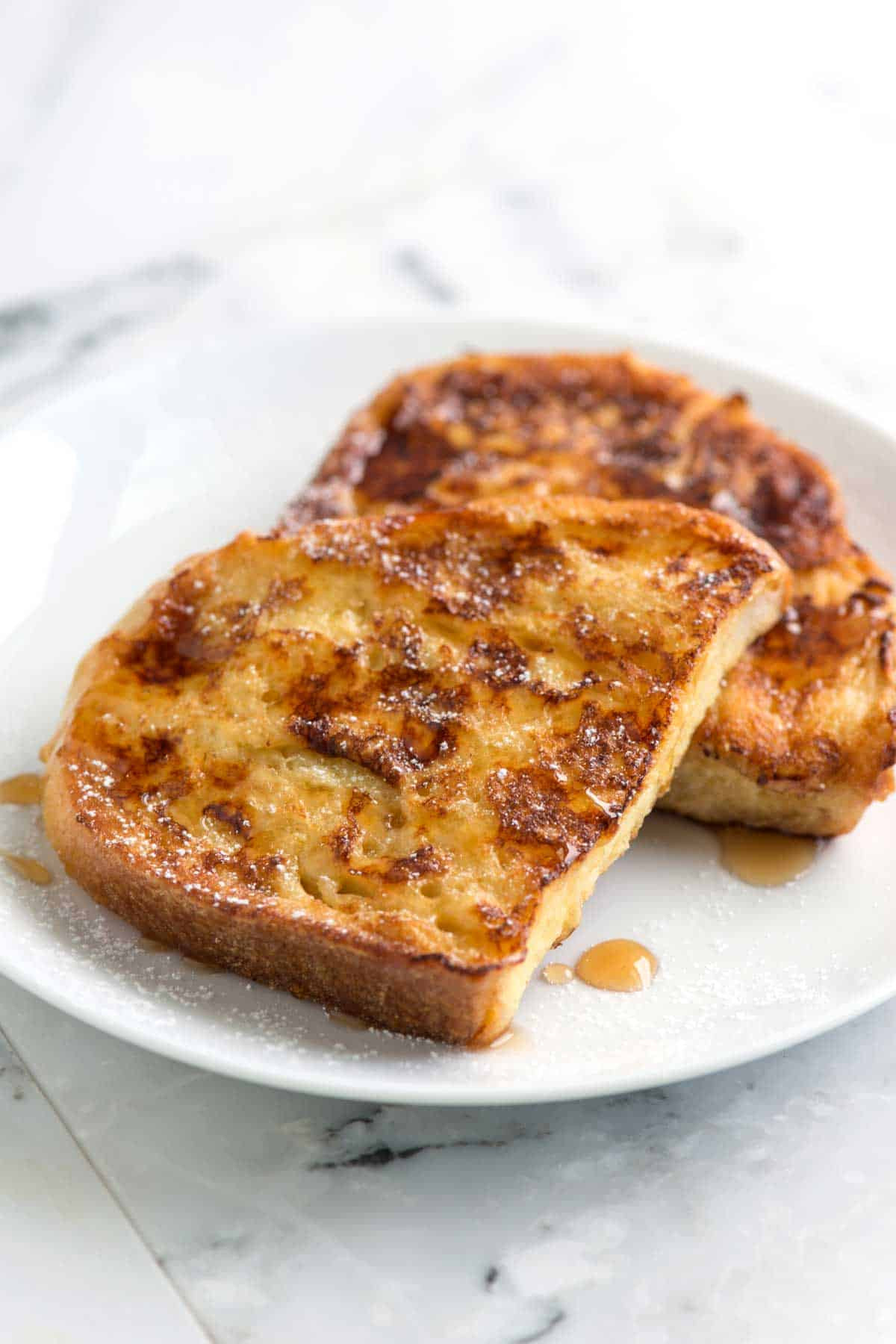French Toast Recipie  30 Minute Easy French Toast Recipe