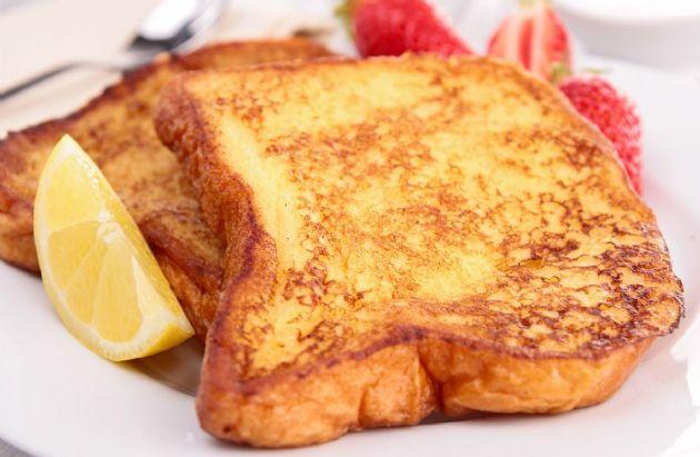 French Toast Recipie  Light French Toast Recipe