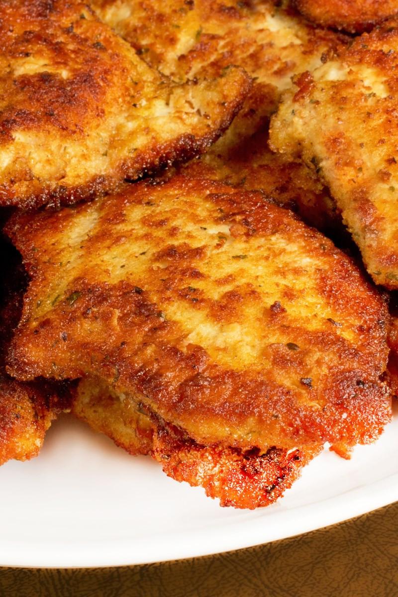 Fried Chicken Breast Recipe  Garlic Chicken Fried Chicken
