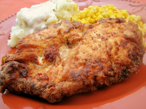 Fried Chicken Breast Recipe  Delicious Fried Chicken Breast Recipe Deep fried Genius