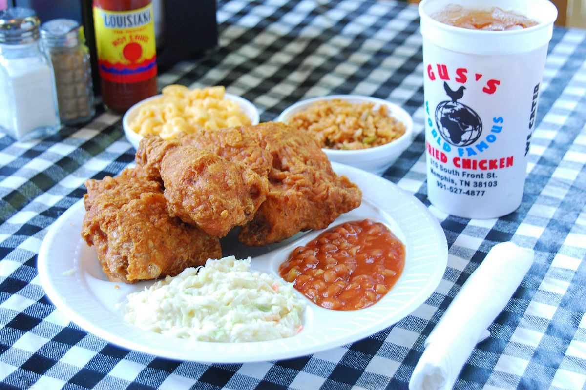 Fried Chicken Chicago  Gus's World Famous Fried Chicken is opening a second