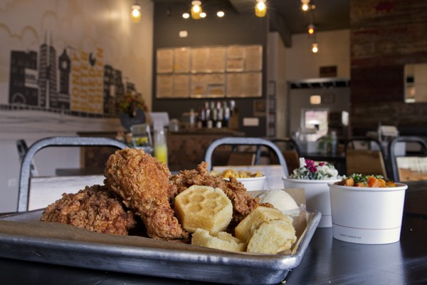 Fried Chicken Chicago  Life s too short and the line s too long at Honey Butter