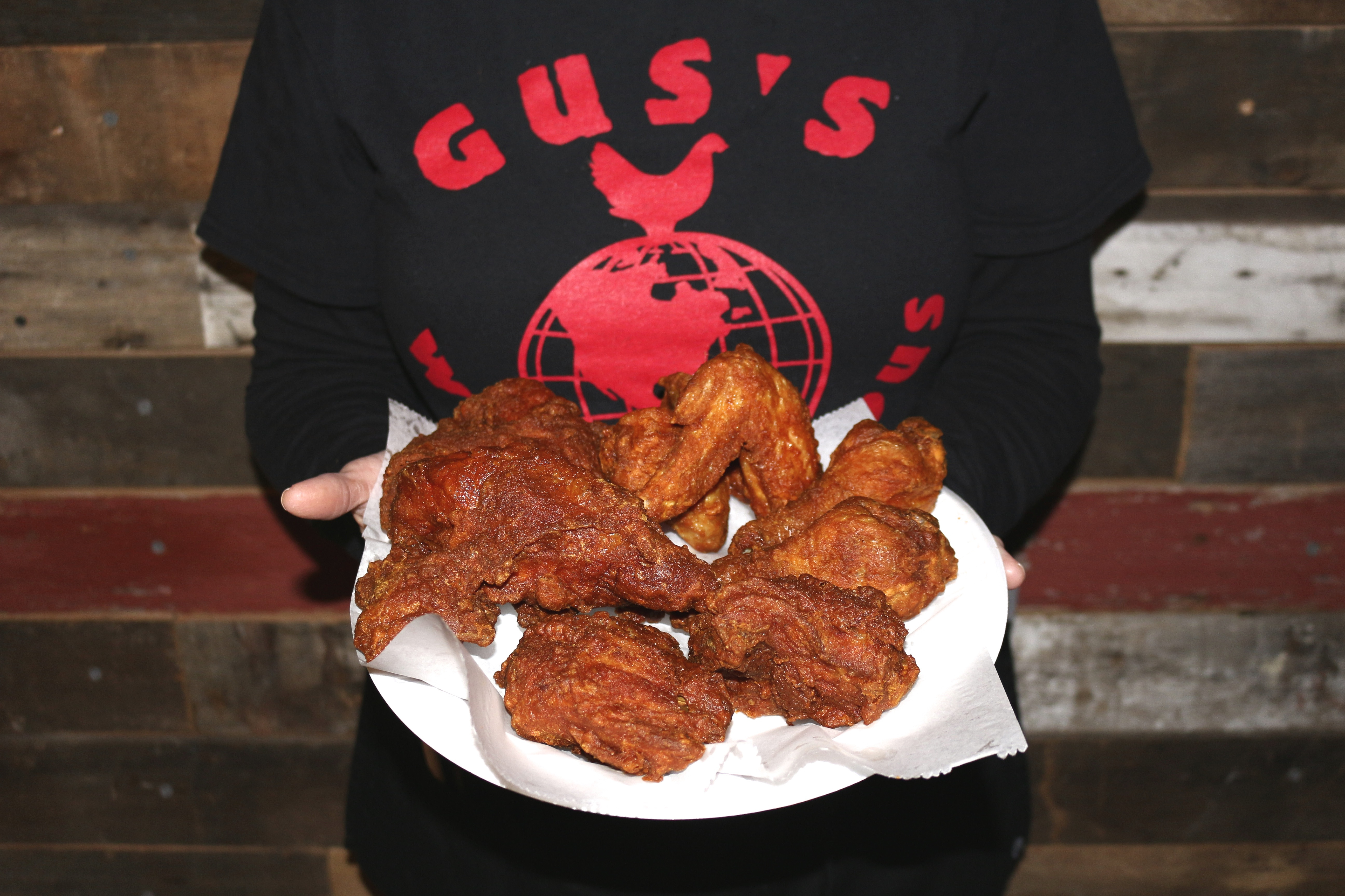Fried Chicken Chicago  New Year s Eve Day Catering from Gus s Fried Chicken